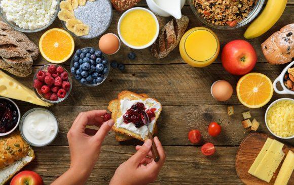 Ontbijt met glasvezel donderdag 17 oktober op De Hoef in Amersfoort
